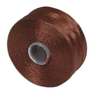 "S-Lon Bead Thread - D ""Sienna"""