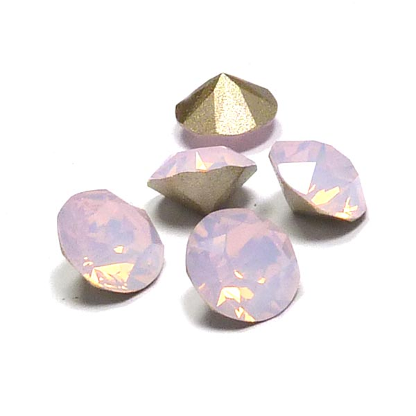1088 Xirius Chaton SS39 Rose Water Opal ca 8 mm