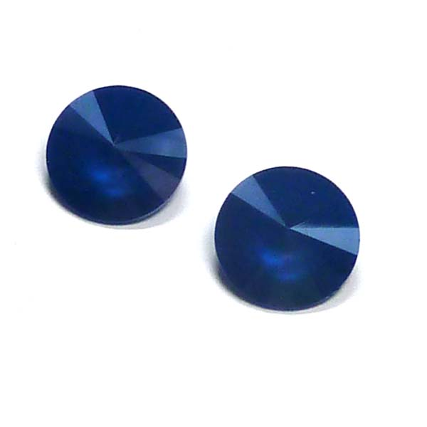 1122 Swarovski rivoli Crystal Royal Blue 12 mm 1 st
