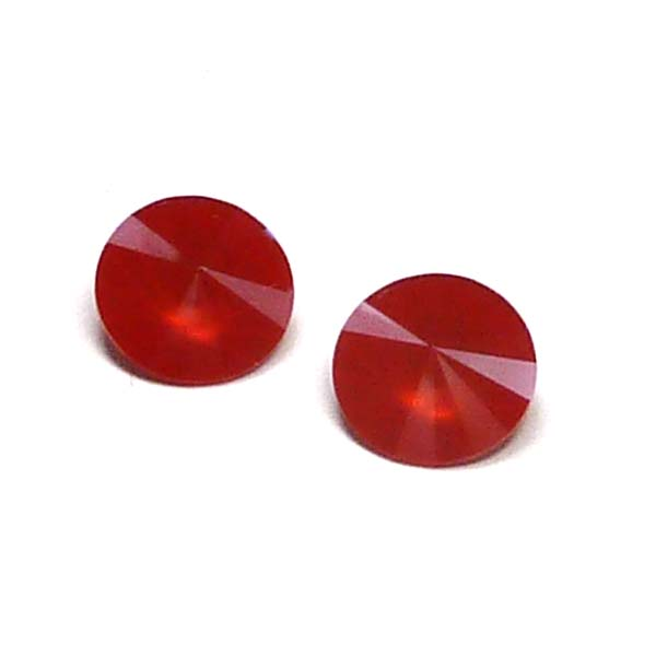 1122 Swarovski rivoli Crystal Royal Red 12 mm 1 st