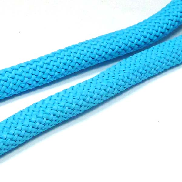 "Climbingcord ""sensation"" turkos 10 mm,  ca 1 meter"