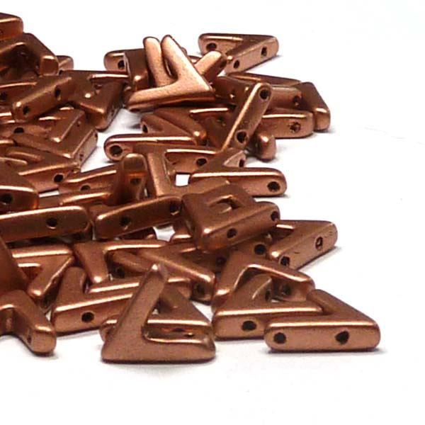 "AVA® bead ""01770"" Vintage Copper  10*4 mm, 5 st"