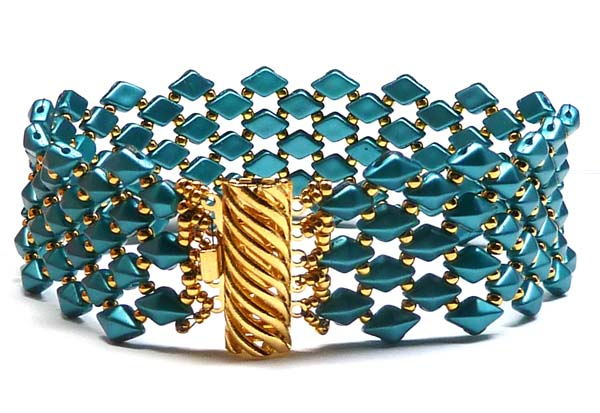 DiamonDuo fish scales bracelet