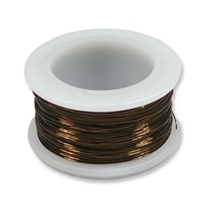 Craft wire och vintage bronze