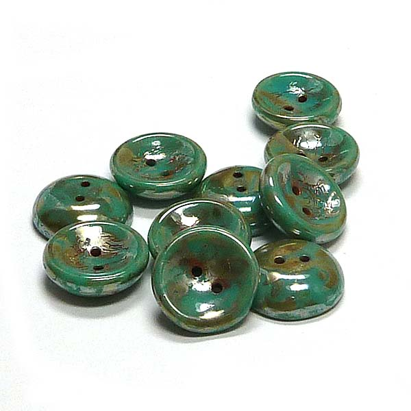 Cup Buttons  - knapp 14 mm