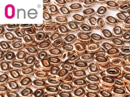 "One® Bead Jet Capri Gold Full ""23980-27100"" 1,5*5 mm 5 gr"