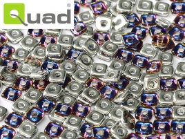 "Quad® Bead Crystal Volcano ""00030-29942"" 4 mm, 5 gr"