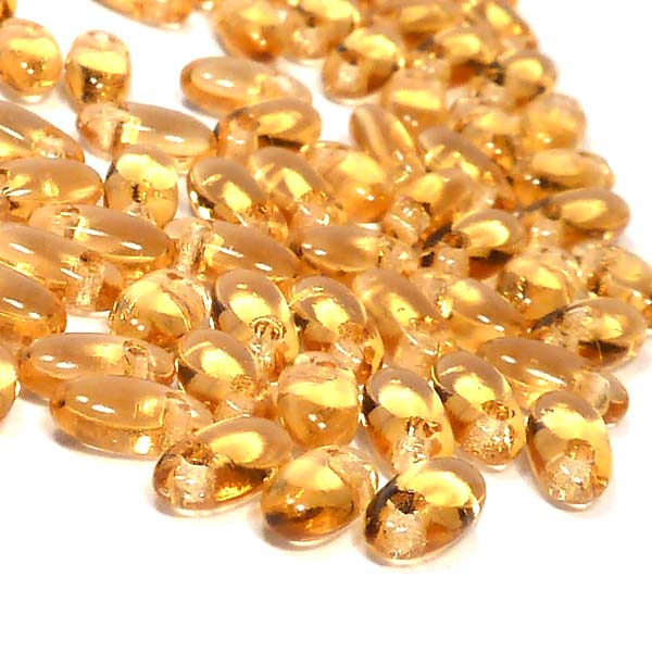 "Rizo® Beads - ""10060"" Topaz 6*2,5 mm, 10 gr"