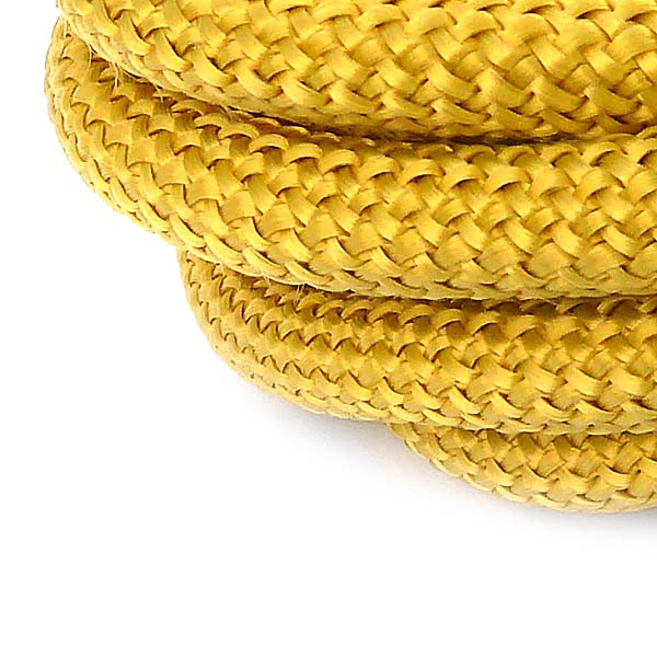 "Climbingcord ""sensation"" guld 10 mm, ca 1 meter"