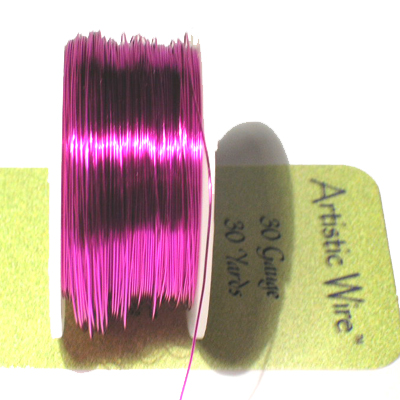 Artistic Wire 30 gauge, 0,25 mm