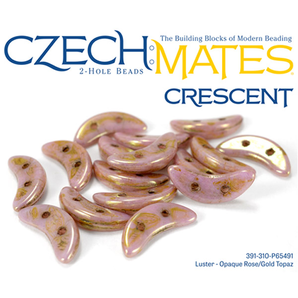 CzechMates® Crescent 3*10 mm