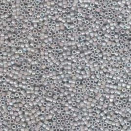 "Delica 11/0 ""DB1508"" Opaque Light Smoke AB 5 gr"