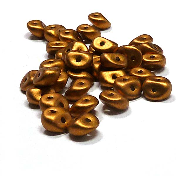 "Es-o® Bead Metallic Brass ""29415"" 5 mm, 10 gr"