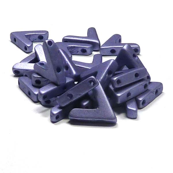 "AVA® bead ""29425"" Metallic Violet, 10*4 mm, 5 st"