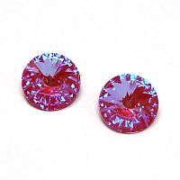 1122 Swarovski Rivoli DeLite Crystal Royal Red 12 mm 1 st