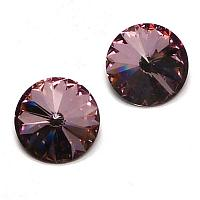 1122 Swarovski Crystal Antigue Pink 16 mm 1 st