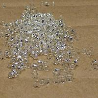 "Toho seedbead 11/0 Permafinish Silverlined Crystal ""PF21"" 10 gr"