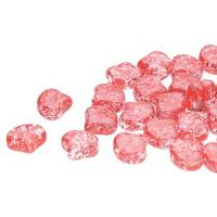 "GinkoDuo ""00030-24401"" Confetti Splash Red Pink 7,5 mm 10 gr"