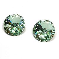 1122 Swarovski rivoli Chrysolite 12 mm 1 st
