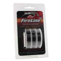 "Fireline ""Smoke"" i mix, 4,6 och 8 lb, 15 yard*3"