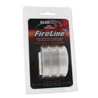 "Fireline ""Crystal"" i mix, 4,6 och 8 lb, 15 yard*3"