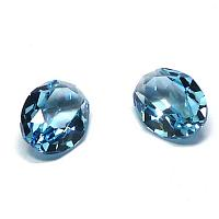 "4120 Swarovski Oval Fancy Stone ""Aquamarine Ignite"" 18*13 mm 1 s"