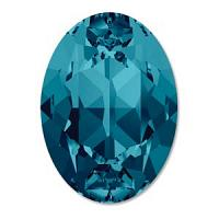 "4120 Swarovski Oval Fancy Stone ""Indicolite"" 18*13 mm 1 st"