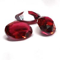 "4120 Swarovski Oval Fancy Stone ""Scarlet Ignite"" 18*13 mm 1 st"