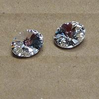 4122 Swarovski Oval Rivoli Fancy Stone Crystal 14*10,5 mm