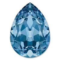 "4320 Swarovski Pear Fancy Stone ""Montana"" 18*13 mm 1 st"