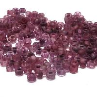 "Tjeckisk seedbead 8/0 ""00030-Mix"" Crystal Etched Lila Mix 10 gr 1"