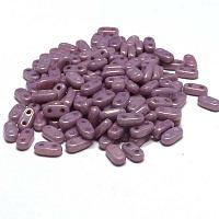"CzechMates® Bar, Luster Opaque Lilac ""P14415"", 10 gr"