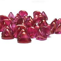 "Button Bead ""00030-29260"" Crystal GT French Rose 4 mm, 50 st"