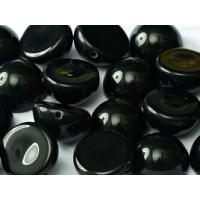 "Dome Beads ""23980"" Jet 14*8 mm, 5 st"