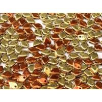 "Dragon® Scale Bead ""00030-98542"" Crystal California Gold Rush 5"
