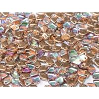 "Dragon® Scale Bead ""00030-98533"" Crystal Copper Rainbow 5 gr"