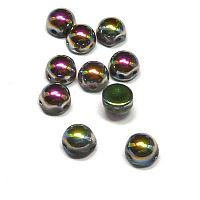 "2-hole cabochon ""00030-28100"" Crystal Vitrail Full 6 mm 10 st"