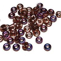 "O-bead ®, Crystal Sliperit ""00030-29500"", ca 4*2 mm, 5 gr"