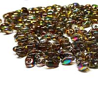 "Miniduo® ""00030-95400"" Crystal Magic Green 2*4 mm, 10 gr"