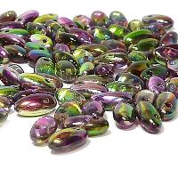 "Rizo® Beads - ""00030-95000"" Magic Orchid 6*2,5 mm, 10 gr"