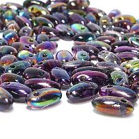 "Rizo® Beads - ""00030-95500"" Magic Purple 6*2,5 mm, 10 gr"