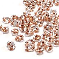 "Superduo - ""00030-68105"" Crystal Copperlined 10 gr"