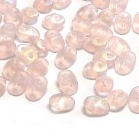 "Superduo - ""70120-28771"" Rose Matted AB 10 gr"