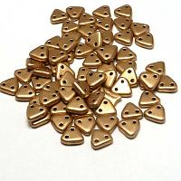 "CzechMates® Triangle Aztec Gold ""01710"" , 10 gr"