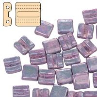 "Fixer bead horizontal ""03000-15001"" Chalk Nebula 8* mm 10 st"