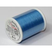 Nozue Sonoko Beading Thread - Blue 100 m