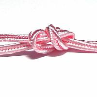 Soutacheband rosa 3*1 mm, ca 4 m