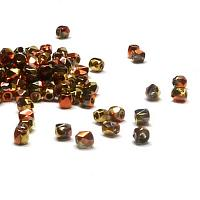 "True 2 mm firepolish Crystal California Gold Rush ""00030-98542"""